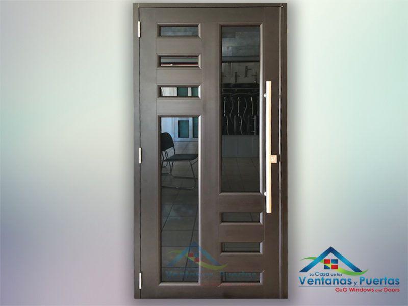Puertas La Casa De Las Ventanas Puertas De Baño Aluminio Modelos De Puertas Puertas De Aluminio Modernas
