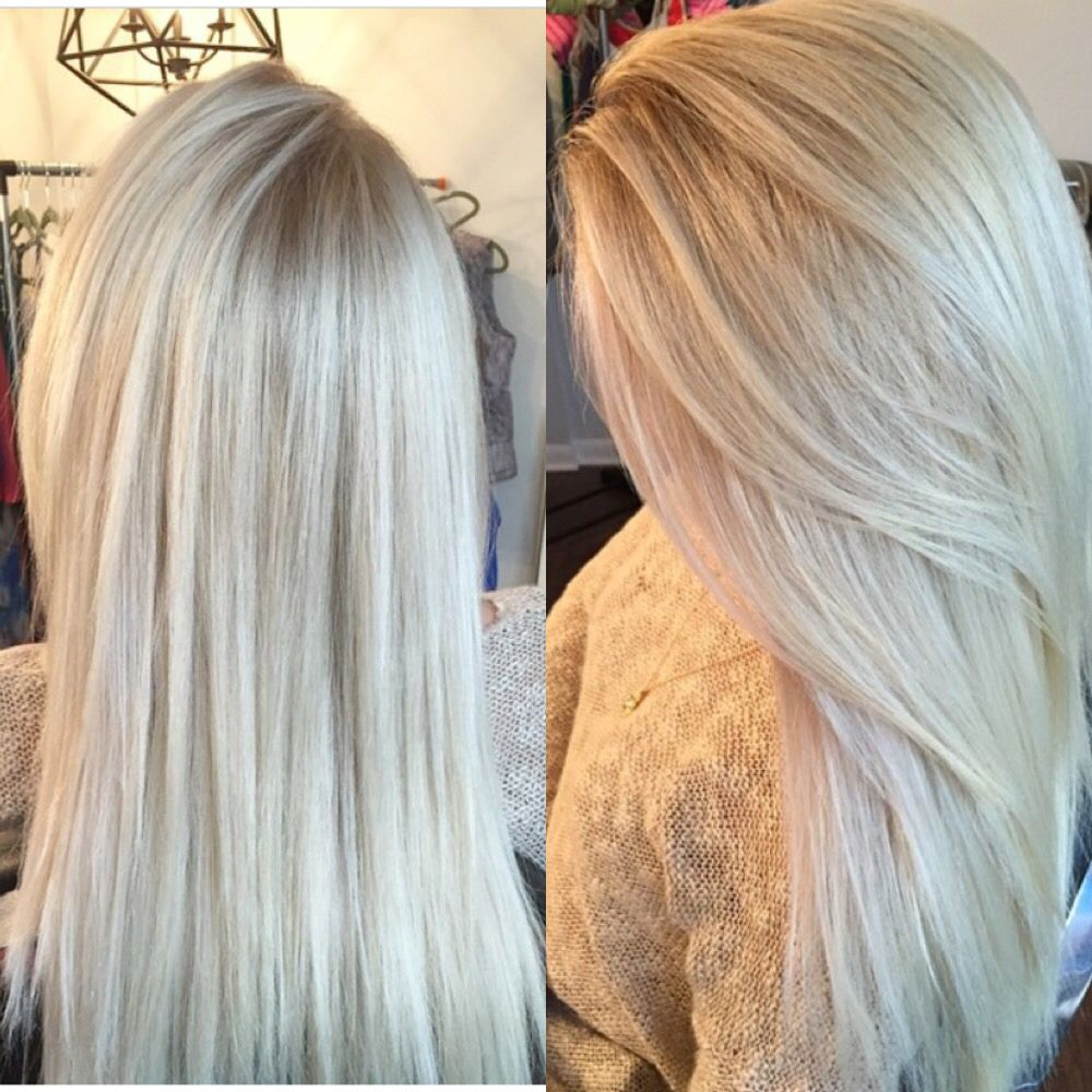 Pin by Mia Hawes on blonde hair Pinterest Blondes Hair coloring