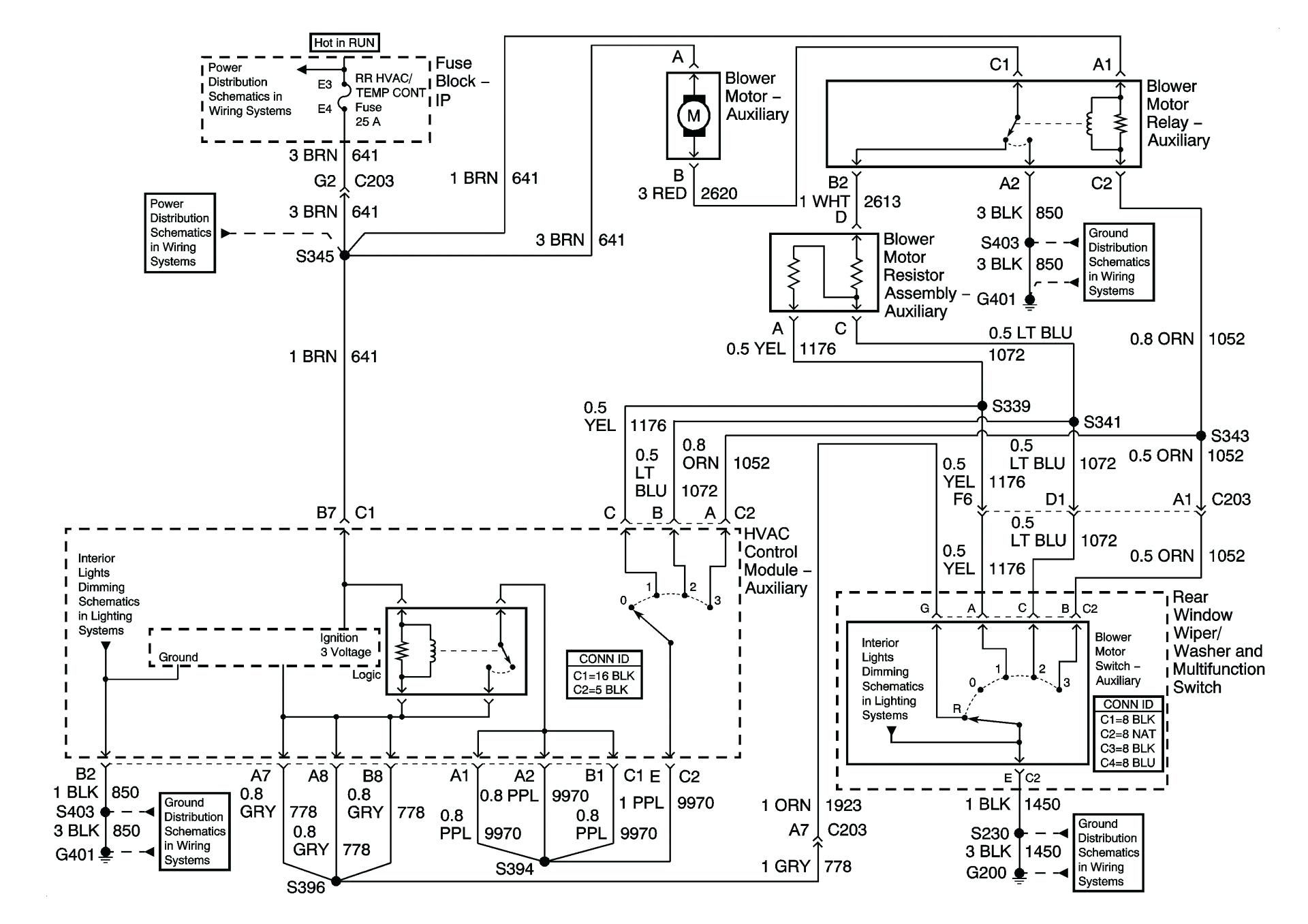 Electrical Schematic Light Wiring Diagram