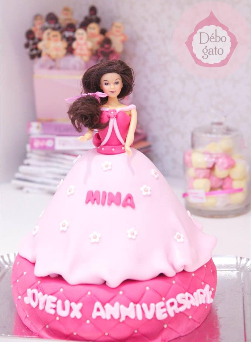g teau princesse g teaux personnalis s paris gourmandise anniversaire cake design paris. Black Bedroom Furniture Sets. Home Design Ideas