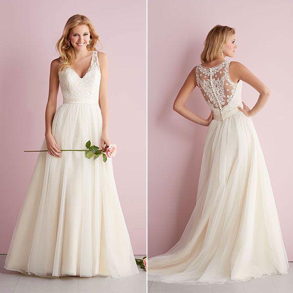 Allure 2716 698 debra 39 s bridal shop at the avenues 9365 for Wedding dress jacksonville fl