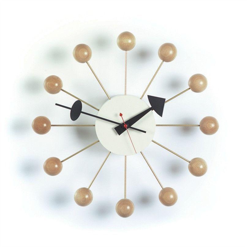 George Nelson Ball Clock Nelson Ball Clock Nelson Clock Clock Design