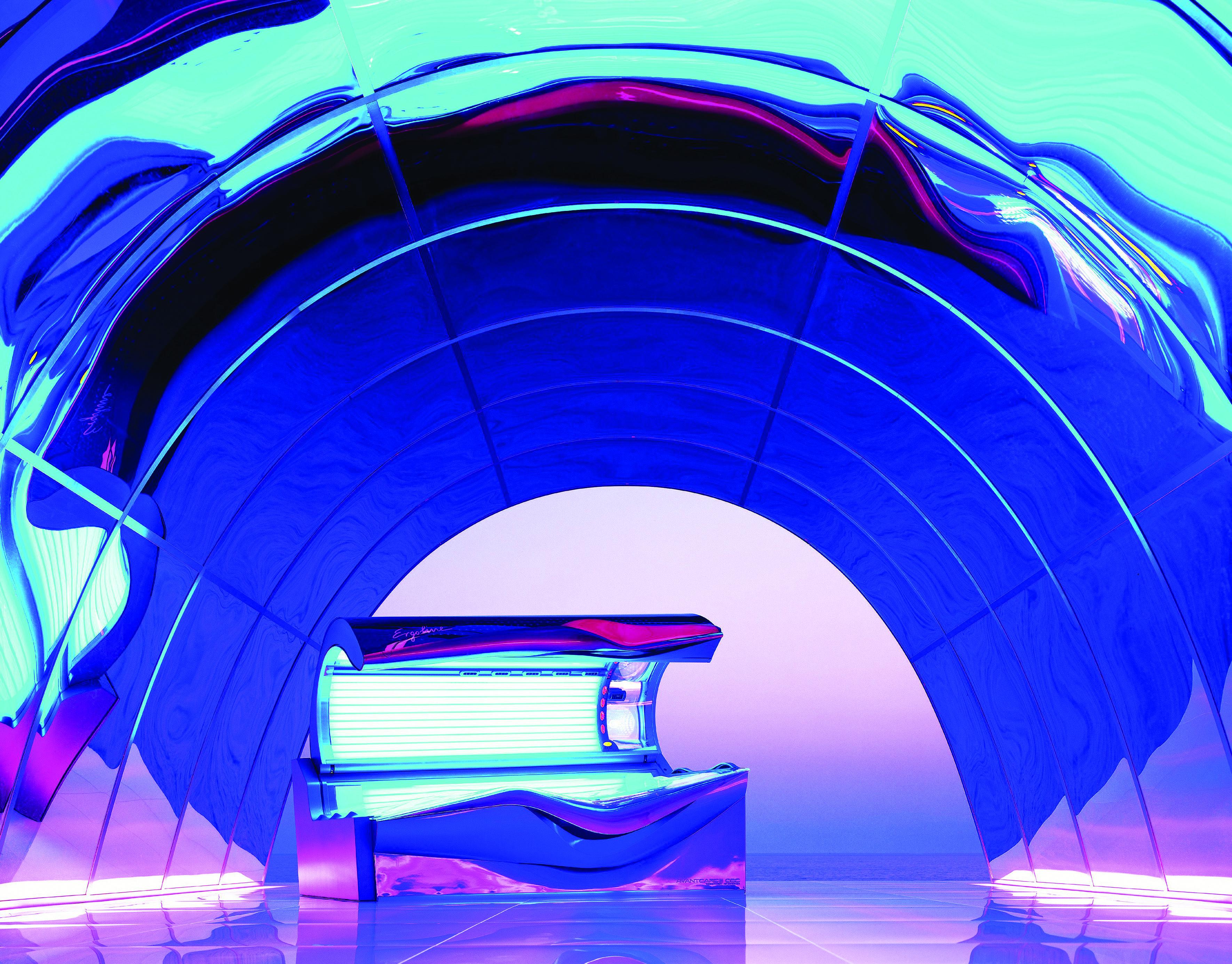 Ergoline Avantgarde Tanning bed, Uv tanning beds