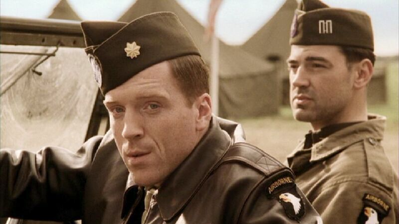 Band Of Brothers Why We Fight Quotes: Band Of Brothers - Damian Lewis, Ron Livingston