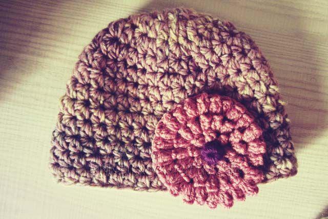 Cappello A Crochet Facile Schema Gratis Free Pattern Italian