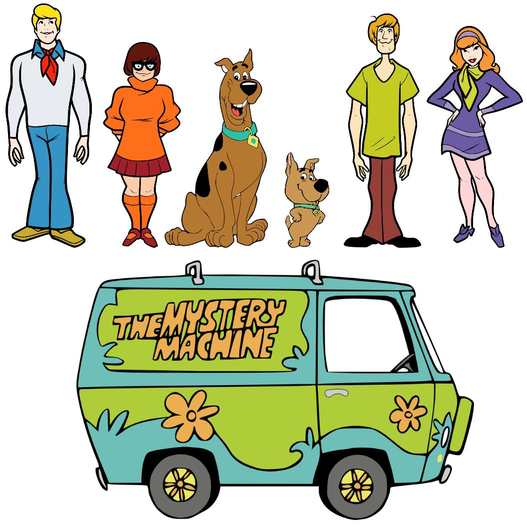 Krafty Nook Scooby And Friends Krafty Nook Scooby Disney Cartoon Characters