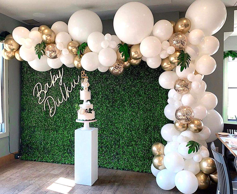 Birthday Confetti Latex Balloon Arch Garland Kit Wedding Baby Shower Hen Party