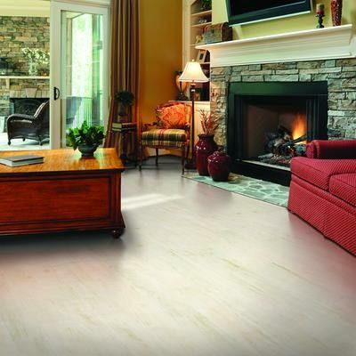 Allen Roth Frosted Maple Laminate Flooring Home Home Decor
