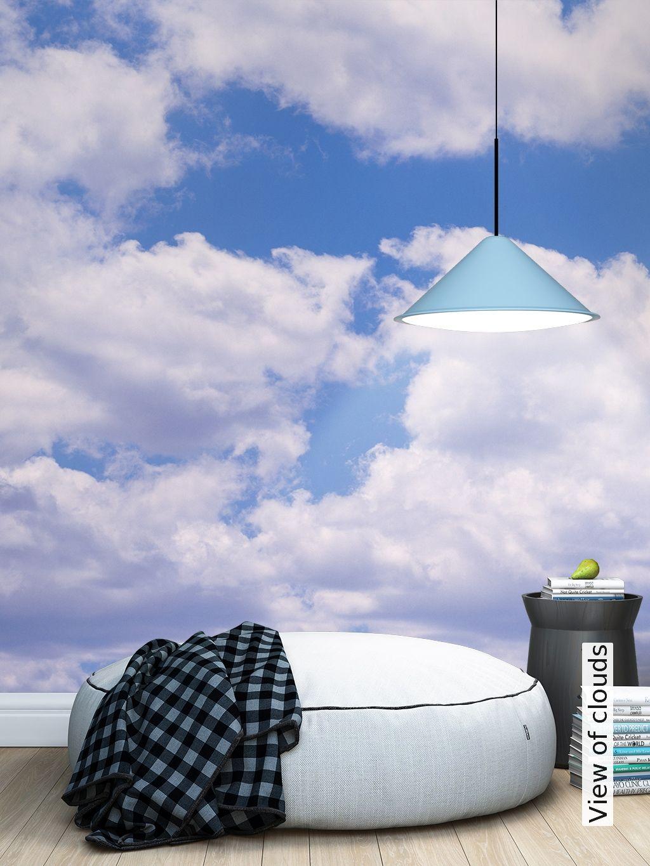 Tapete: View of clouds - Die TapetenAgentur