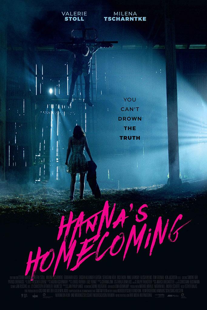 Hanna's Movie showtimes, Stephen king film
