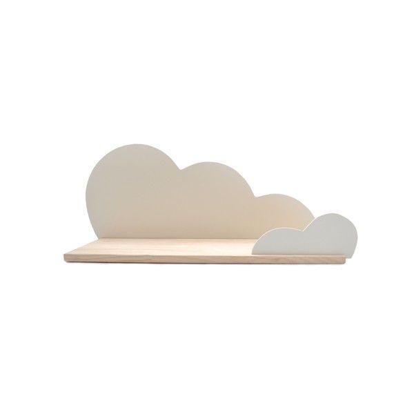 Etagère nuage (cloud shelf) €59.90, MyLittleSquare.com