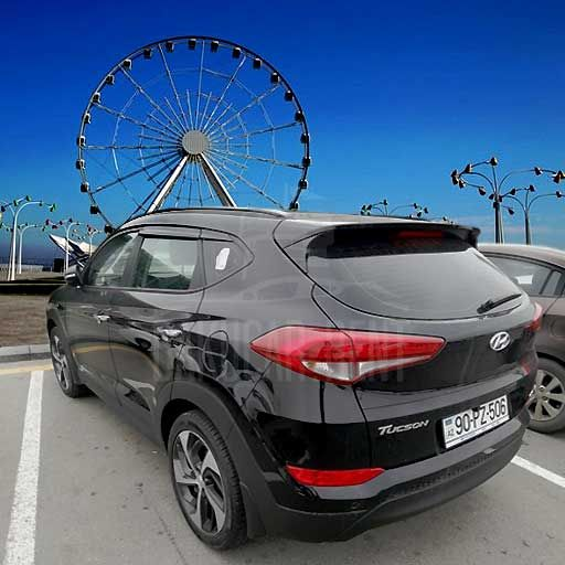 Discount for SUV-class car rental service from CarHireBaku company – book Hyundai Tucson (2019) at a special price: 56₼/daily (when ordering for 5 or more days).   #hyundai #hyundaitucson #bakurentacar #rentacar #rentacars #rentacarbaku #rentalcar #rentalcars #carhire #bakucars #carrental #carhirebaku