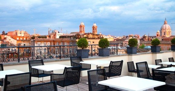 The First Luxury Art Hotel Roma Italy Hotel Roma Rome Hotels Resorts
