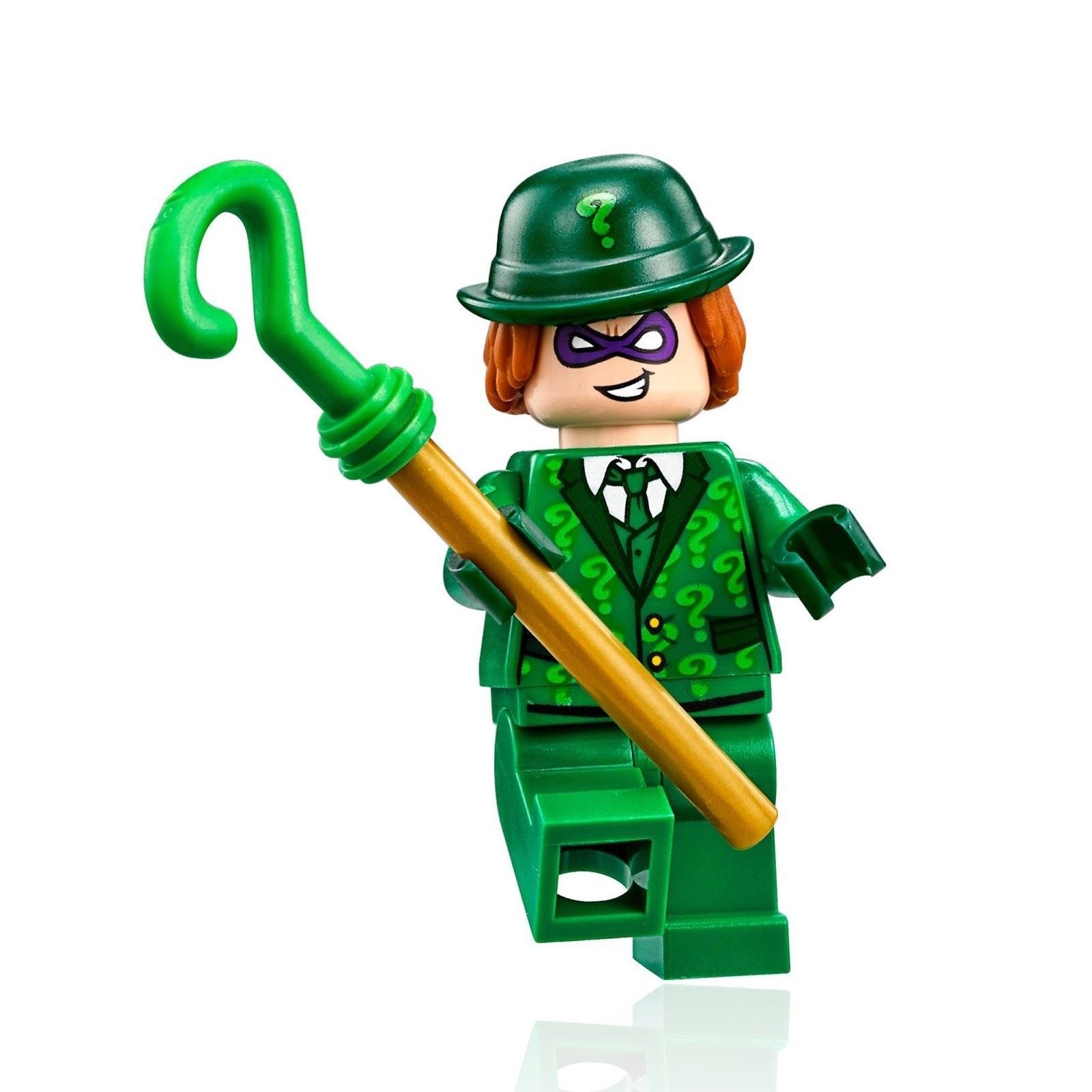 11.95 The Lego Batman Movie Minifigure The Riddler