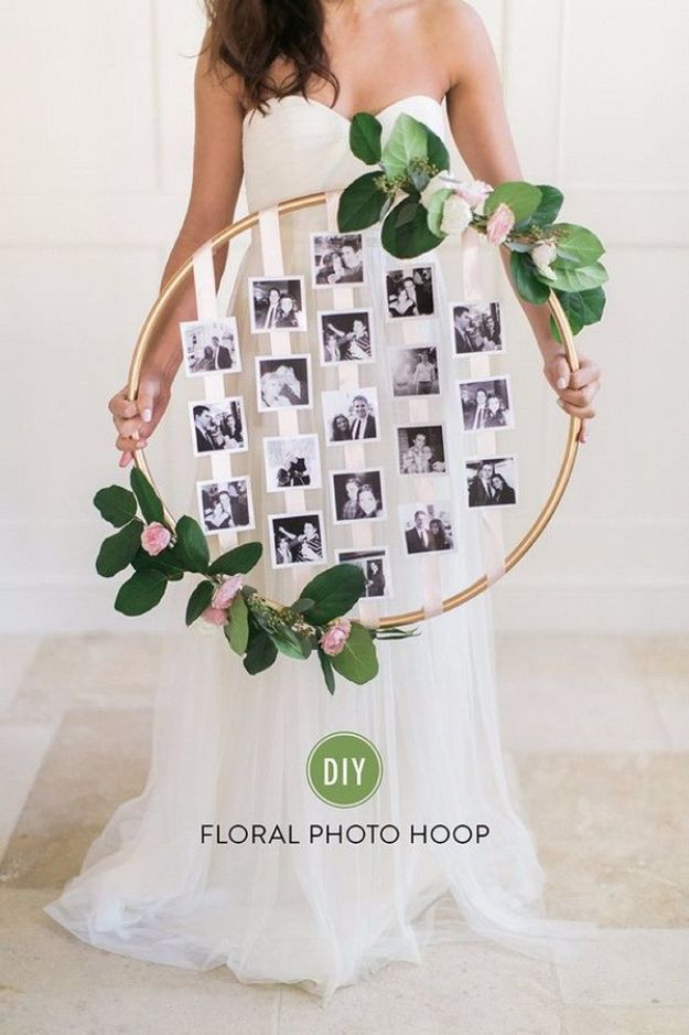 40 Creative Handmade Photo Crafts Wedding Ideas Wedding Wedding