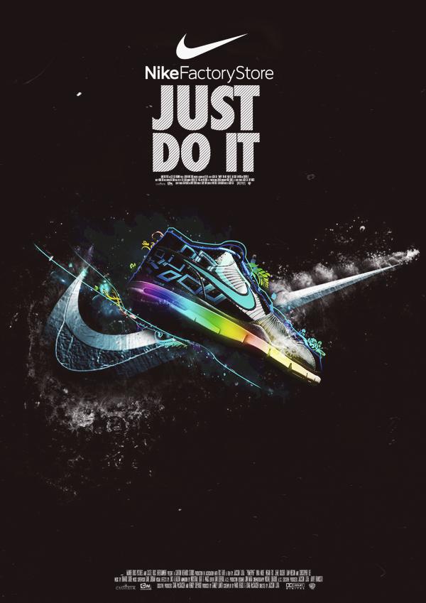 Image result for nike poster | Nike poster, Sports design ...