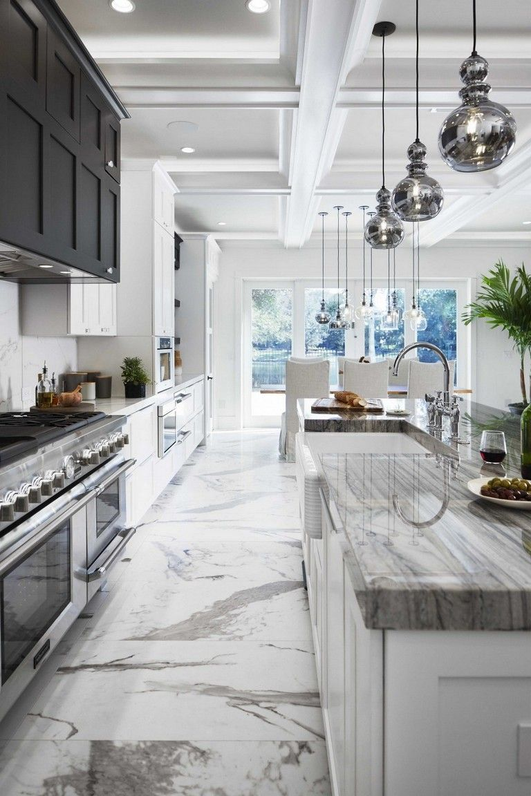 incredible kitchen remodel | 105+ Incredible Industrial Kitchen With Shaker Cabinets ...