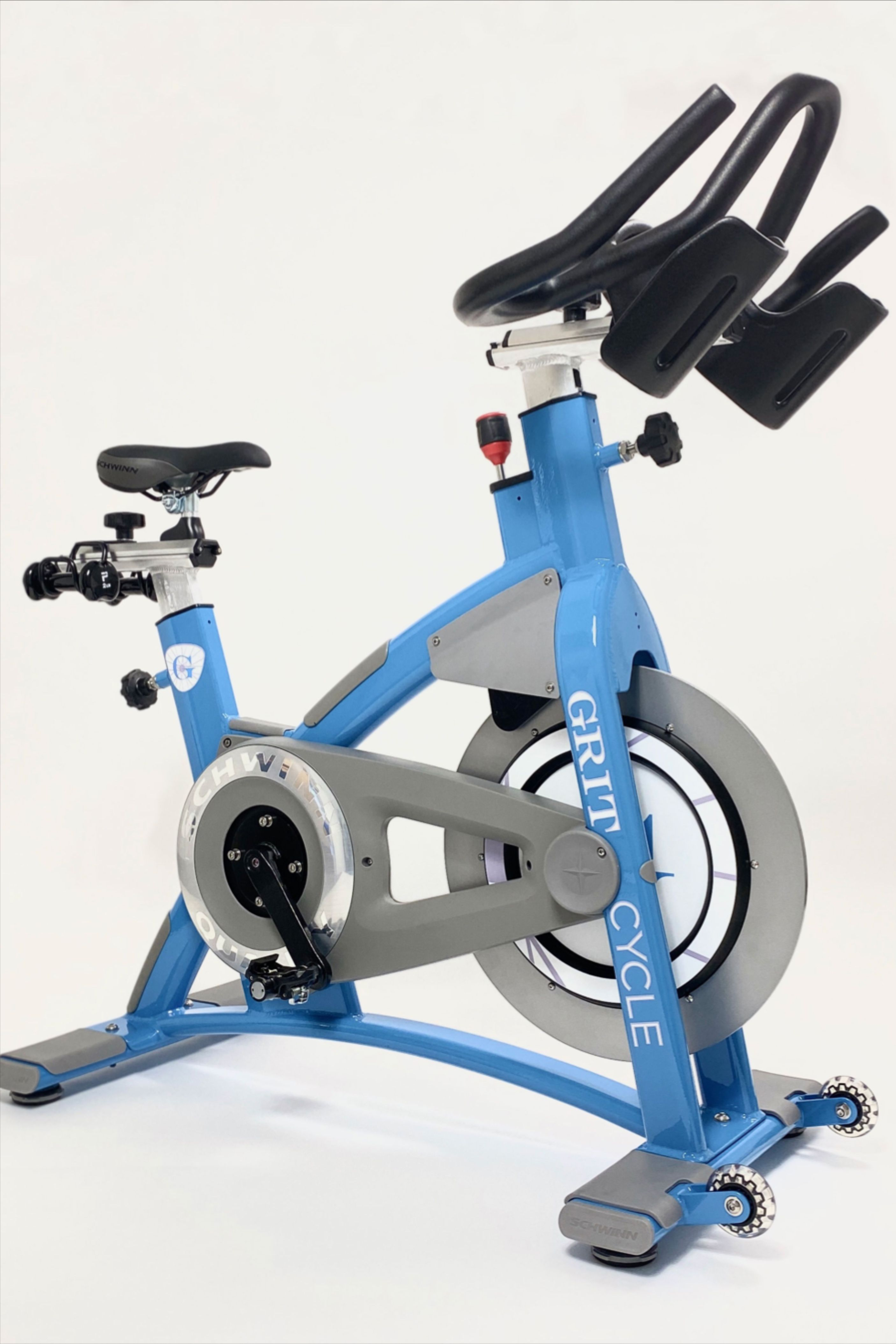 Schwinn Ac Performance Plus Custom Spin Bike Cycling Studio Indoor Cycling Bike Schwinn