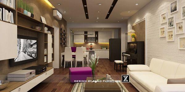 Thiết kế nội thất phòng khách căn hộ 106S1 Sài Gòn Pearl  #saigonpearl #thietkenoithatphongkhach #livingroom