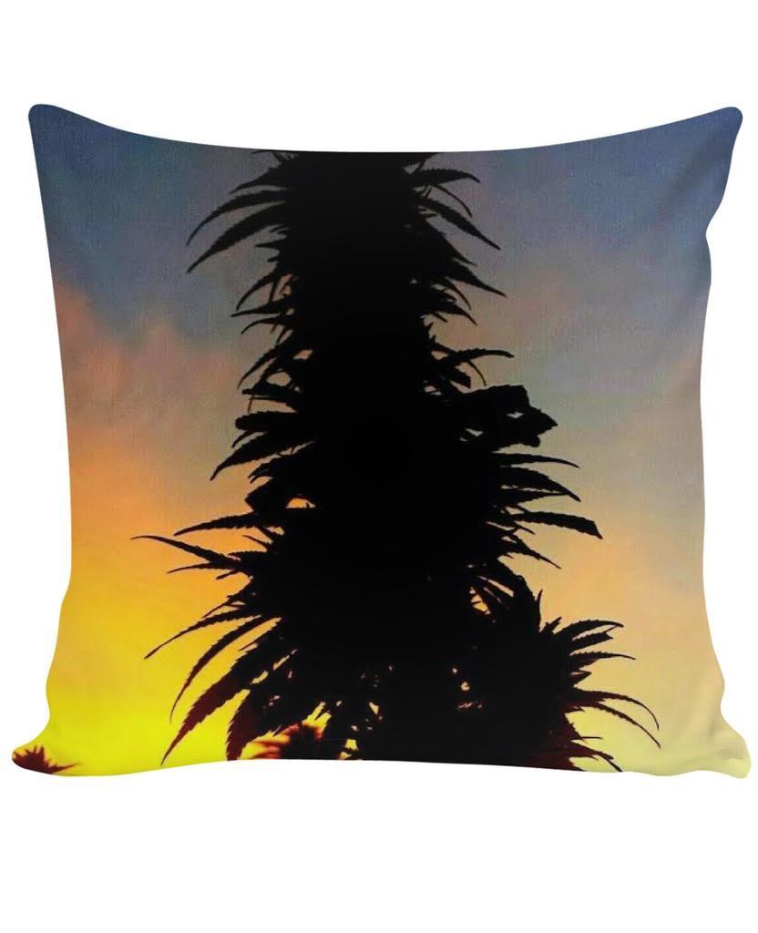 An Awakening Custom Couch Pillow