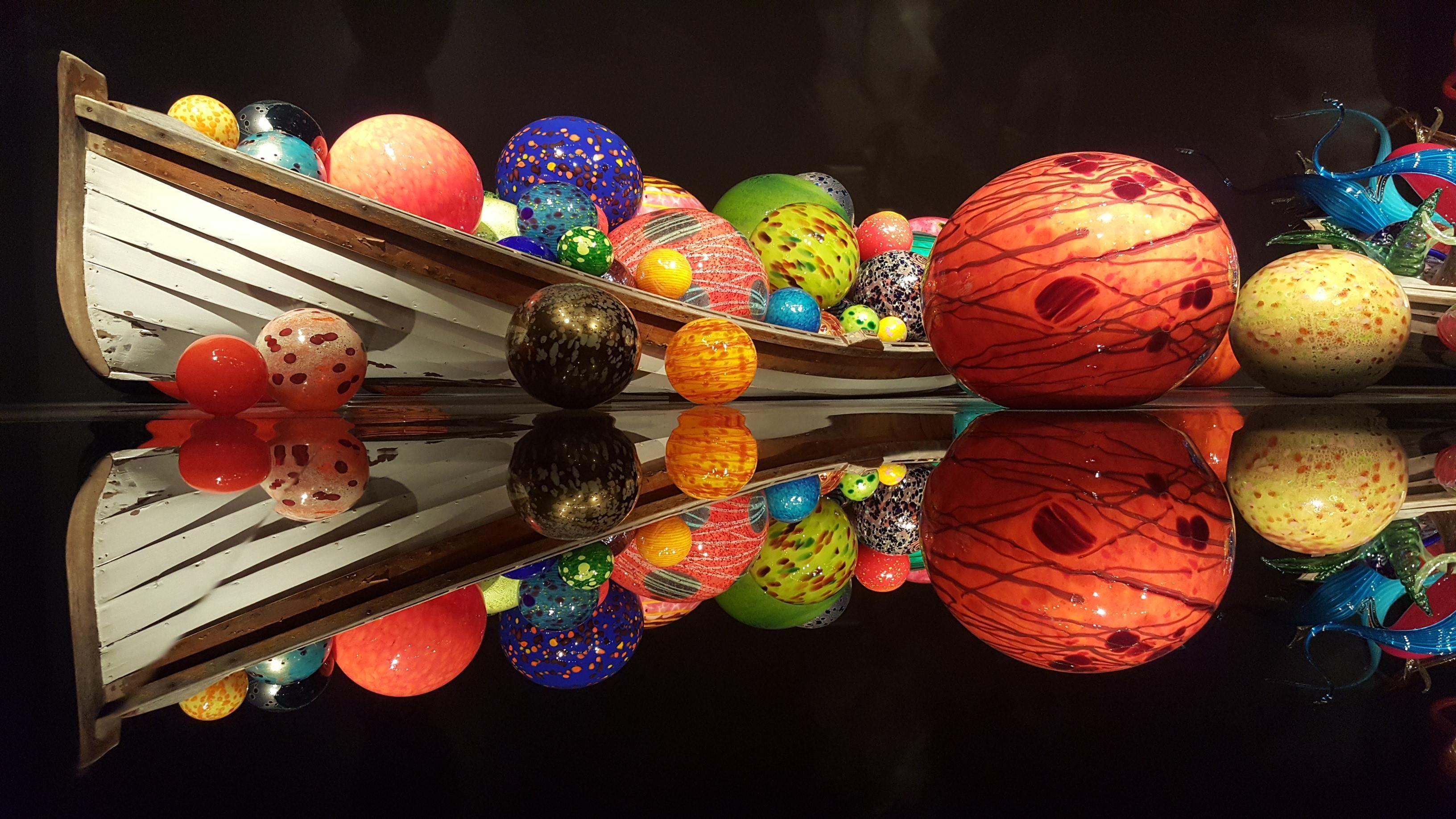 Chihuly Glass Museum - Seattle WA