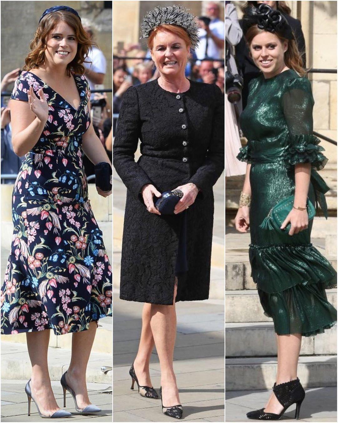 New Princess Beatrice and Edoardo Mapelli Mozzi, Princess