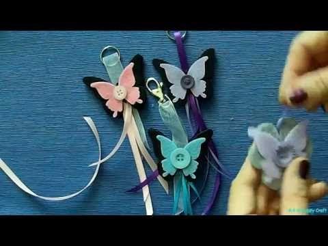 vari stili per tutta la famiglia New York tutorial farfalla in pannolenci con ali rigide - YouTube ...