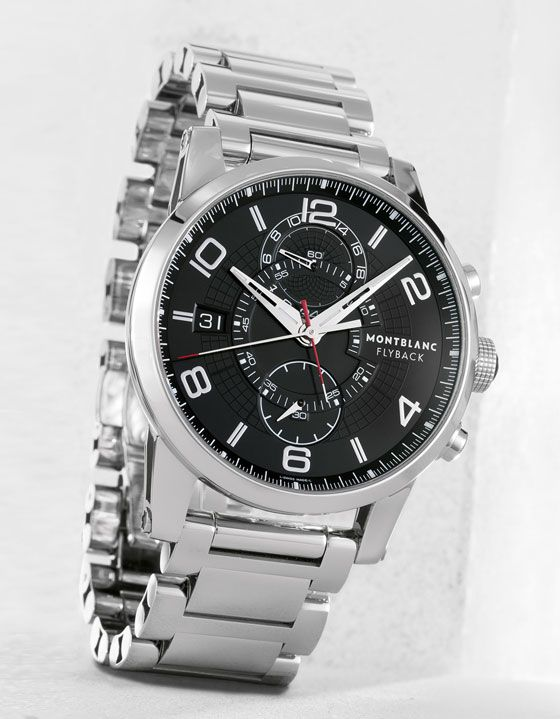 08724b1b72c Watch Review  Montblanc TimeWalker TwinFly Chronograph