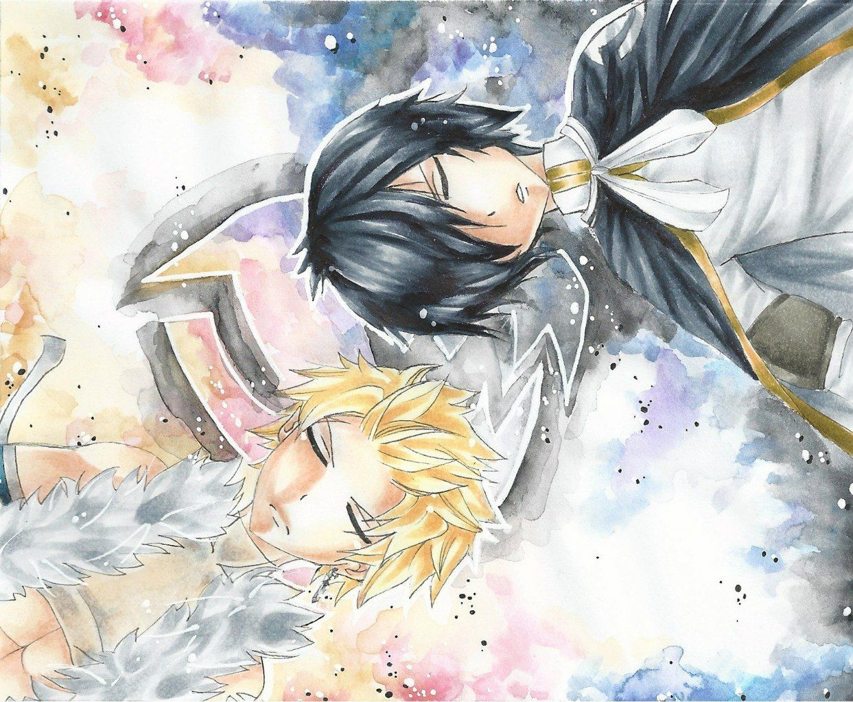 rogue & sting | Anime | Сказки, Фея и Аниме