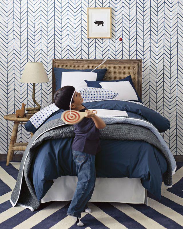 Color Frame Duvet Cover Serena Lily Site Toddler Bedroom Colors Boys Room Wallpaper Caned Headboard