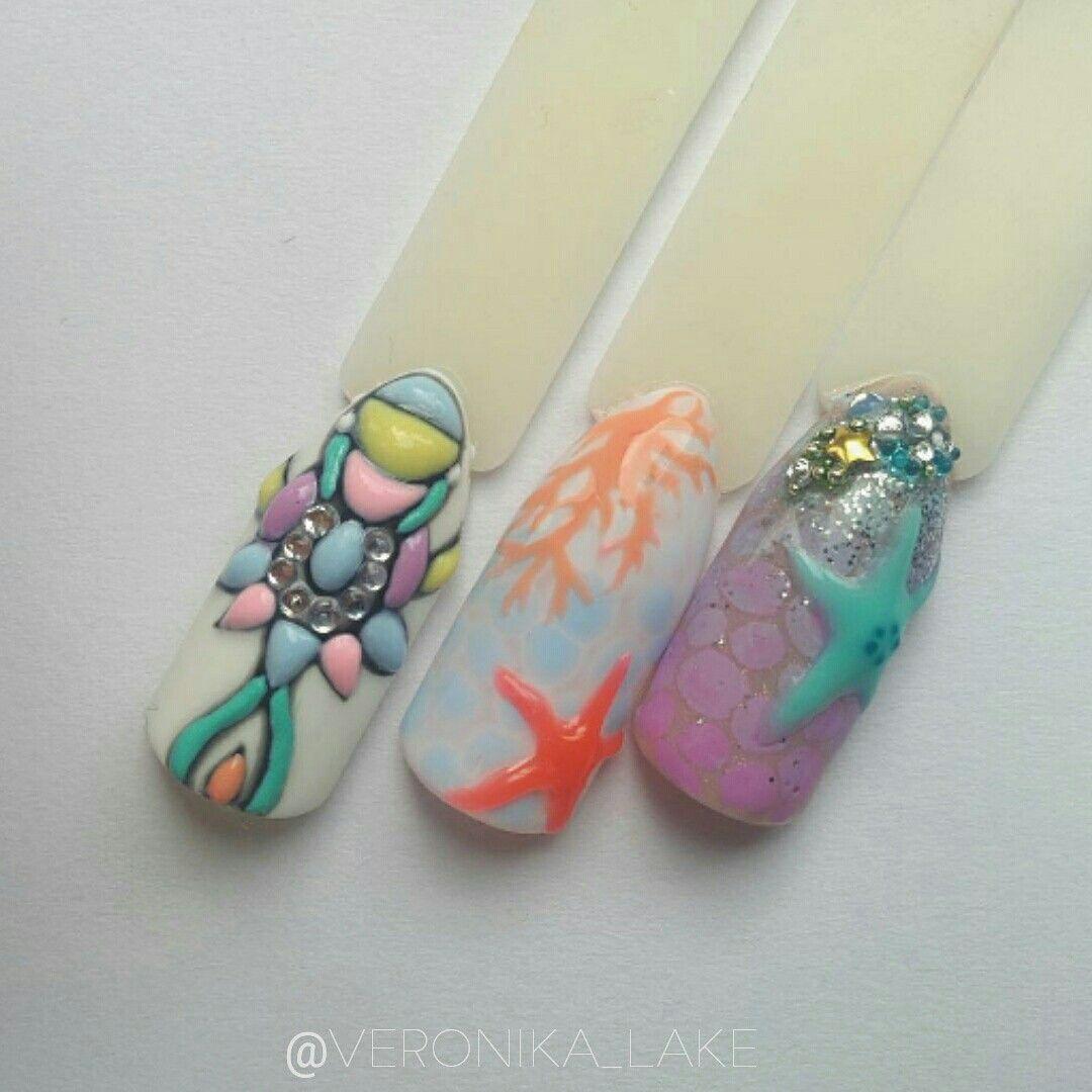 #sweetbloom #marinenails #sweetnails