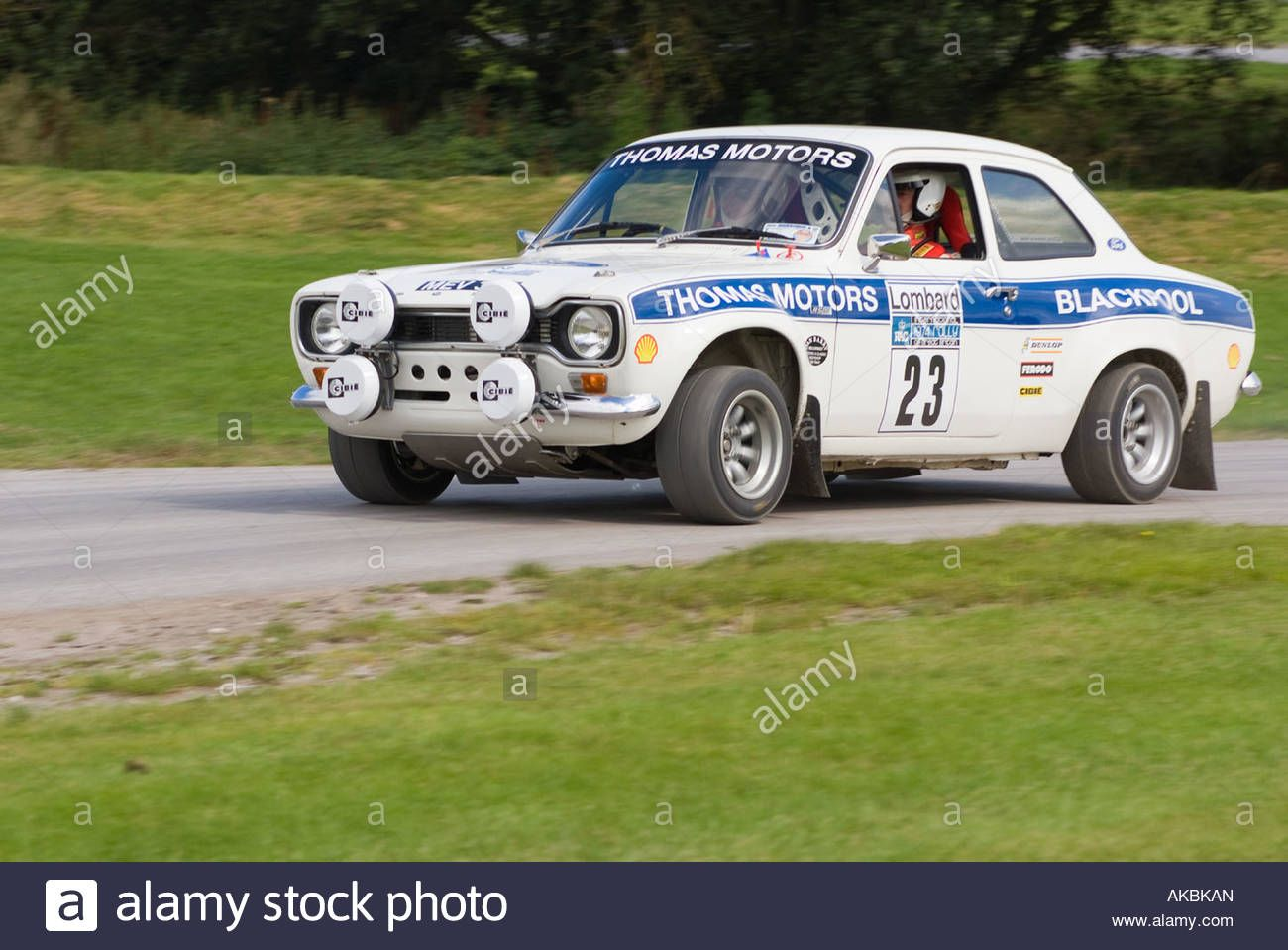 Ford Escort RSR 2500 | Oulton Park | Pinterest | Ford escort and Ford