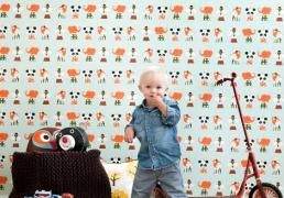 Ferm living wallpaper marionette ferm living wallpaper