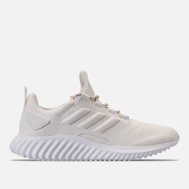 699ee51c70b18 Right view of Men s adidas AlphaBounce City Running Shoes in White White