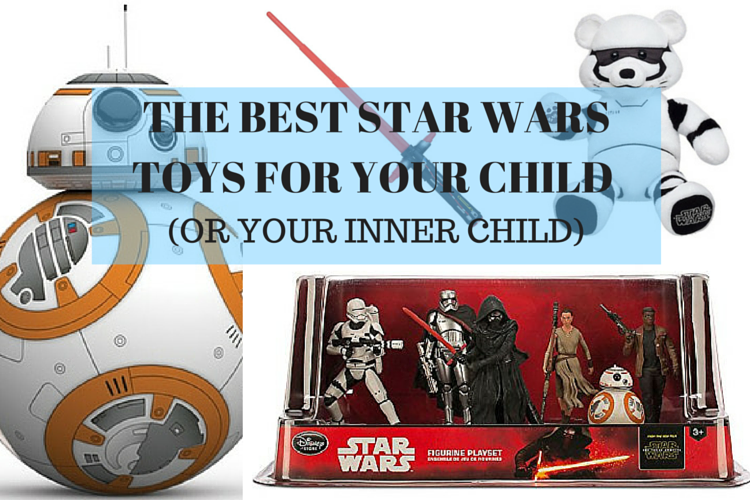 Here are the hottest Star Wars toys this holiday season, just in time for the The Force Awakens on Dec. 18.