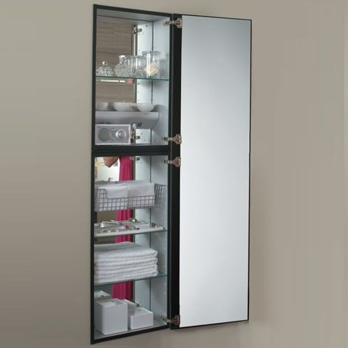 M Series Full Length Mirrored Cabinet  accessories  Full