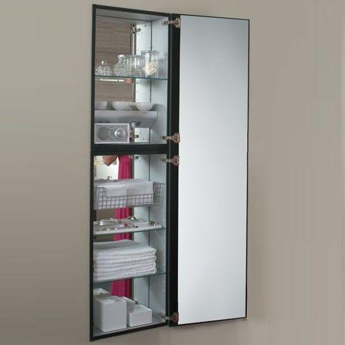 M Series Full Length Mirrored Cabinet Full Length Mirror