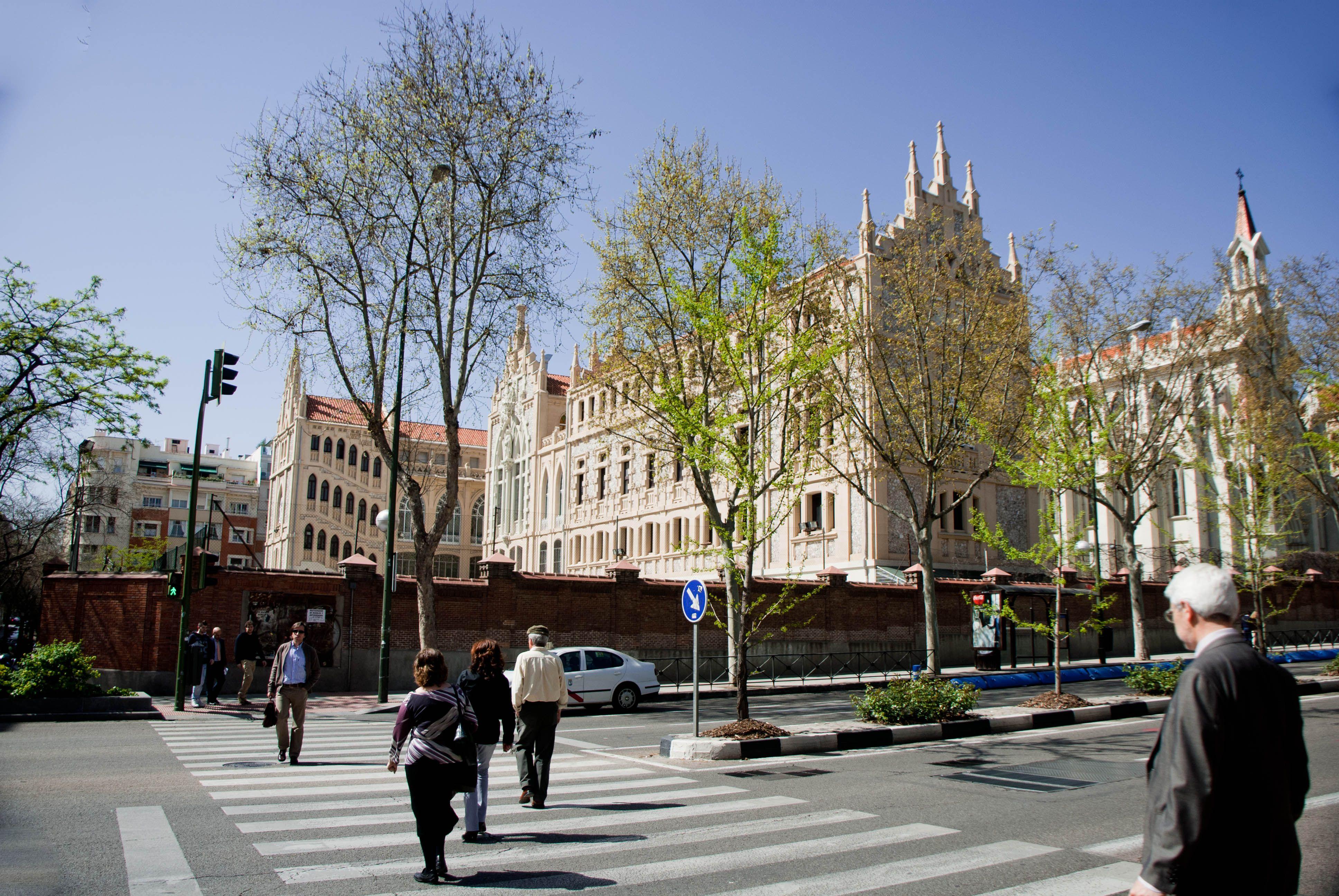Colegio del Pilar. Rutas por Madrid