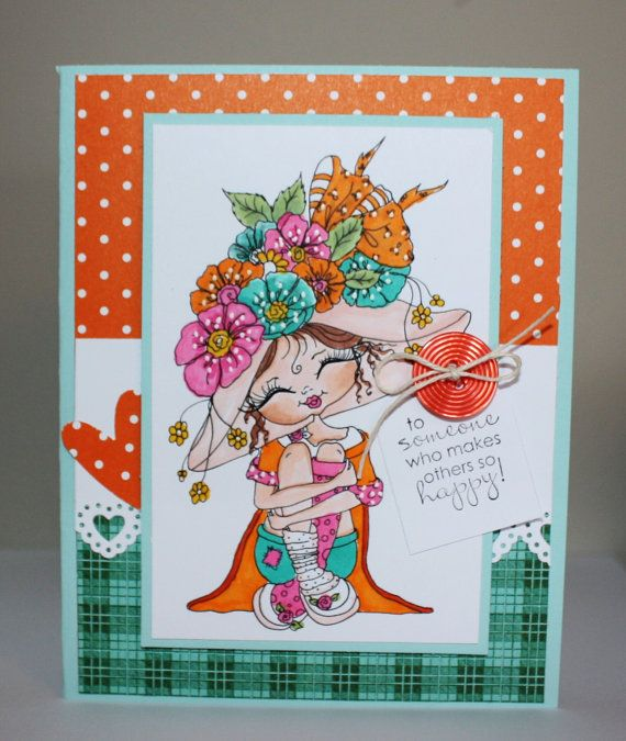 Handmade hand colored handcrafted my besties paper greeting card handmade hand colored handcrafted my besties paper greeting card sale m4hsunfo