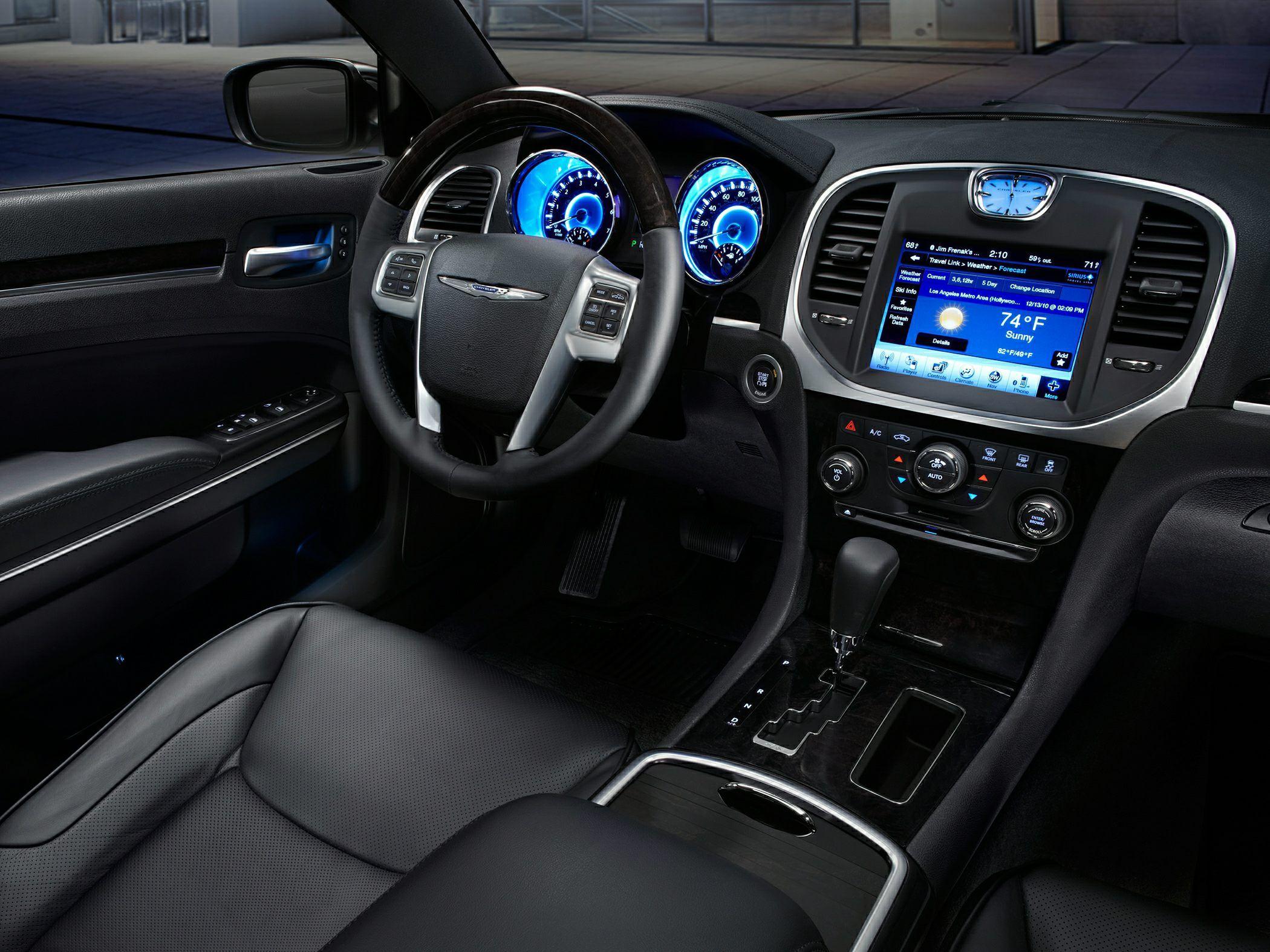 Chrysler Automobile Super Image Browse The 2019 300 Interior