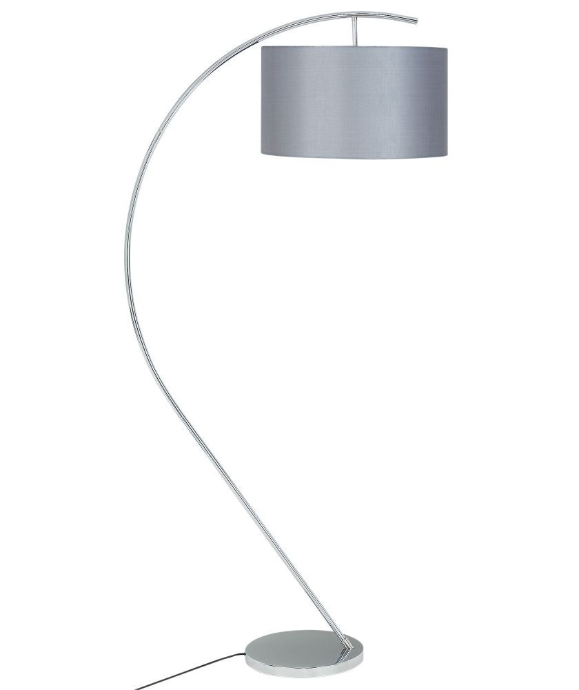 Buy Heart of House Bourne Floor Lamp - Grey at Argos.co.uk - Your ...