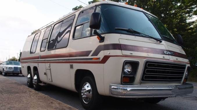 Pin On Gmc Motorhome Ads