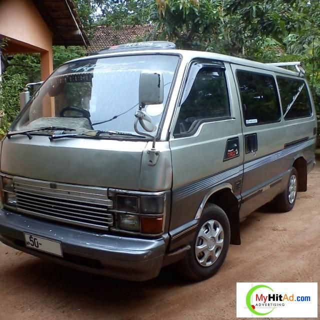 MyHitAd.com | Toyota Hiace Van A web address for your ...