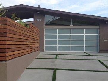 Mid Century Modern 1 Midcentury Garage And Shed San Diego