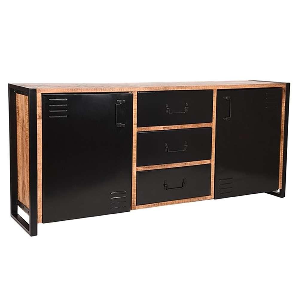 Sideboard Brussels 190 Cm Mango Holz Mobel Online Shop Schrank