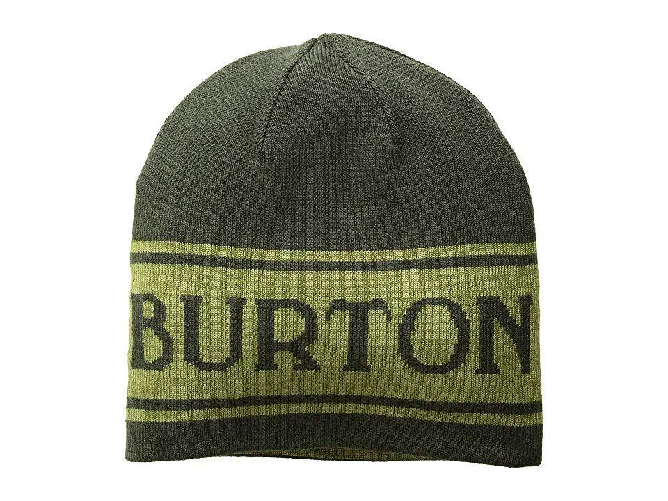 6c2f34918ee Burton Kids Billboard Beanie (Youth) (Resin Olive Branch) Beanies. Represent