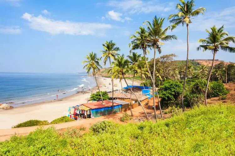 Enjoy Sun, Sand and Surf at the Best Beaches of Goa  #best #beaches #goa #tour #travel #package #India #BeachesofGoa #GoaBeaches #GoaTourism #traveltoGoa #goatour #goapackage