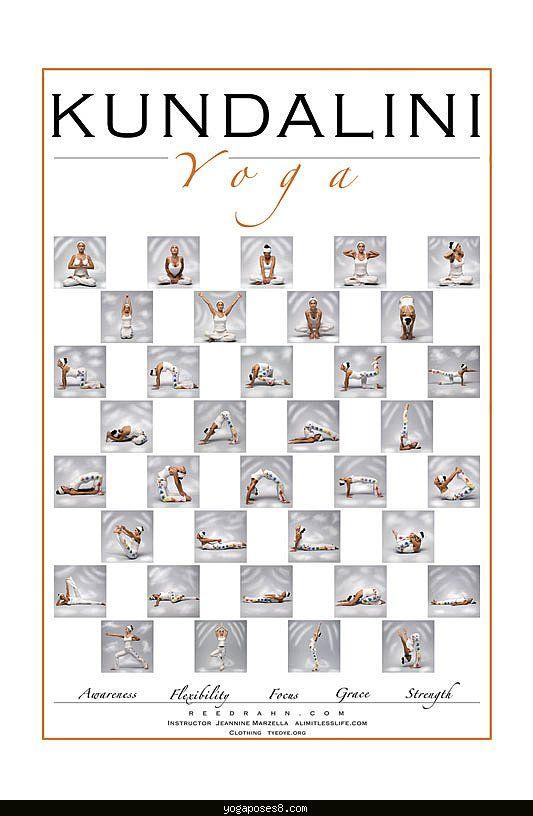 Awesome Kundalini Yoga Poses