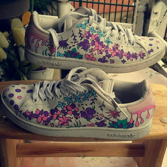 Custom flowers ✏