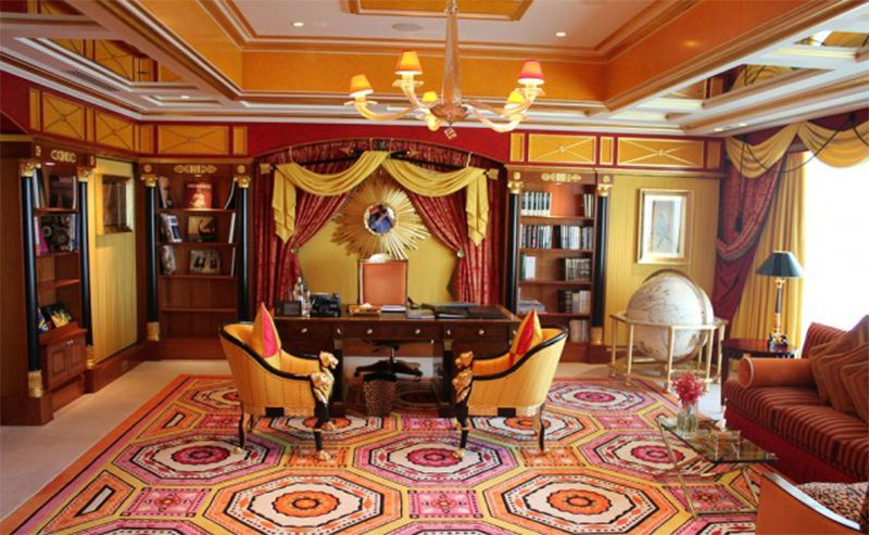 Arabian Living Room Design Ideas Luxury Hotels Interior Luxury